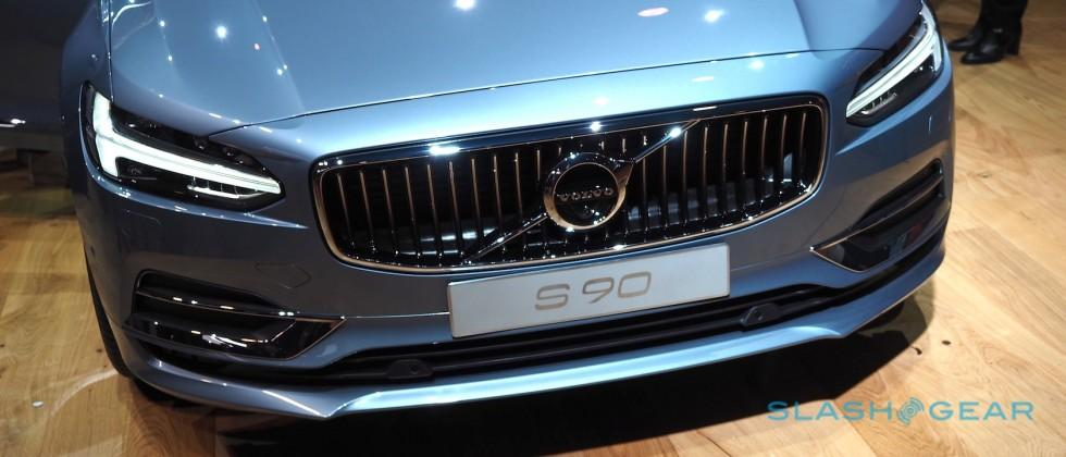 Volvo's S90 priced up to scare the Germans