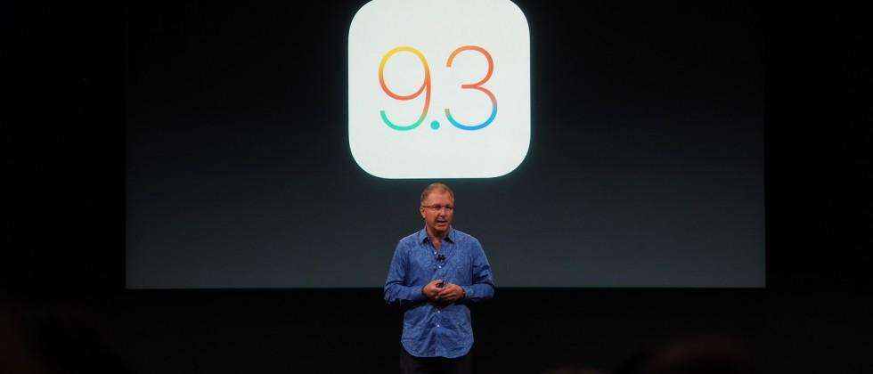 You can have the new iOS 9.3 features today