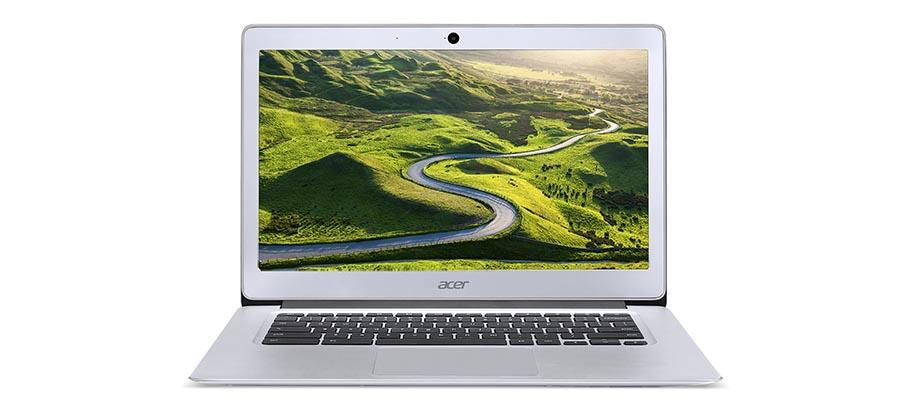Acer Chromebook 14 Debuts With 14hr Battery All Aluminum Chassis Slashgear