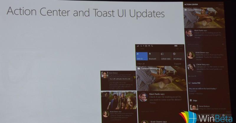 Cloud-based Windows 10 Action Center will also be on Android