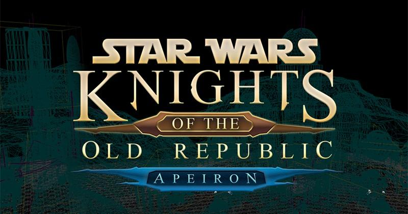 In-game footage of Knights of The Old Republic using Unreal Engine looks amazing
