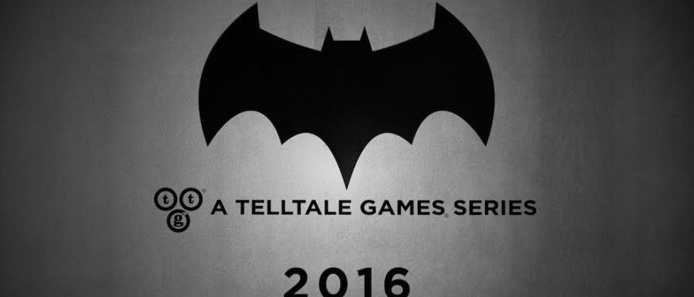 Telltale details episodic Batman game, will put players in Bruce's shoes