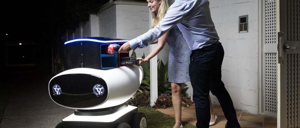 Domino's Australia will soon have robots delivering pizzas