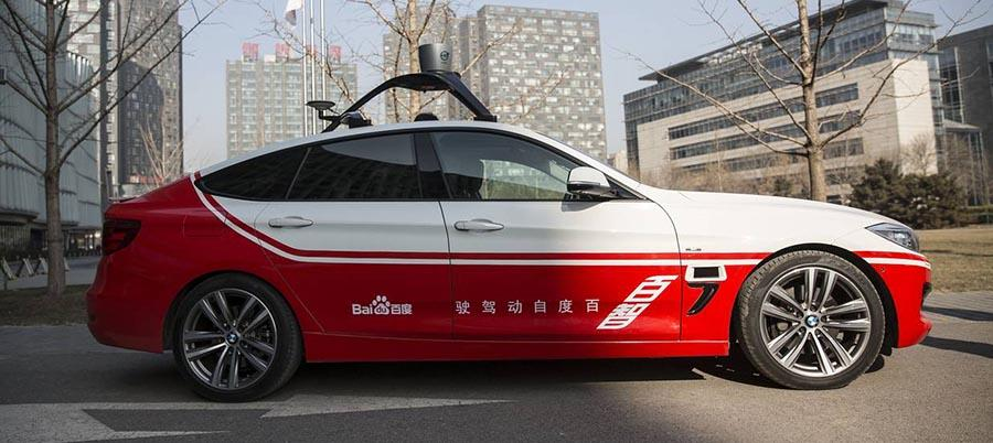 Baidu: 'modest' city changes needed for self-driving future
