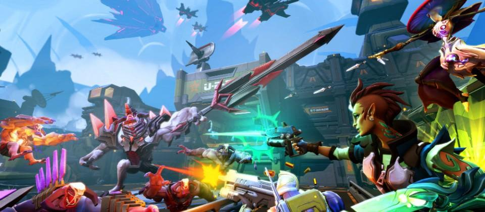 Battleborn open beta hits PS4, Xbox One in April