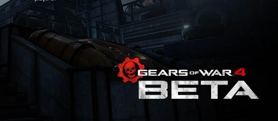 Gears of War 4 multiplayer beta starts April 18