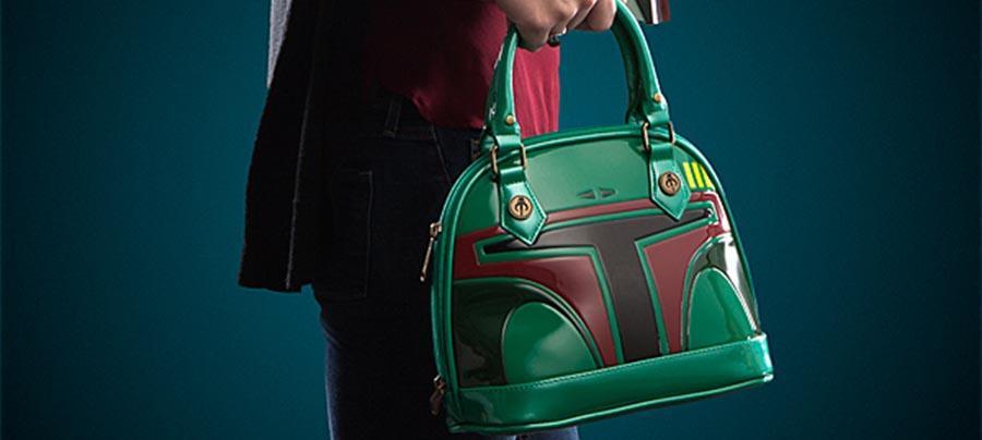 Boba Fett purse launches for discerning fashionistas