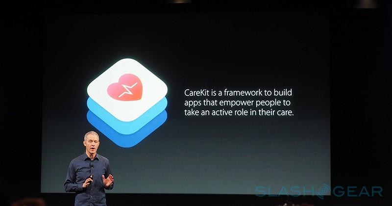 CareKit could differentiate the Apple Watch in a big way