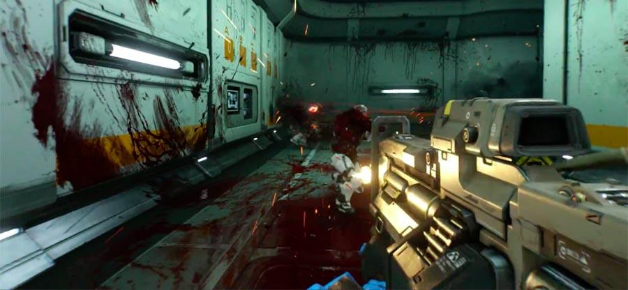 DOOM: all six multiplayer modes detailed