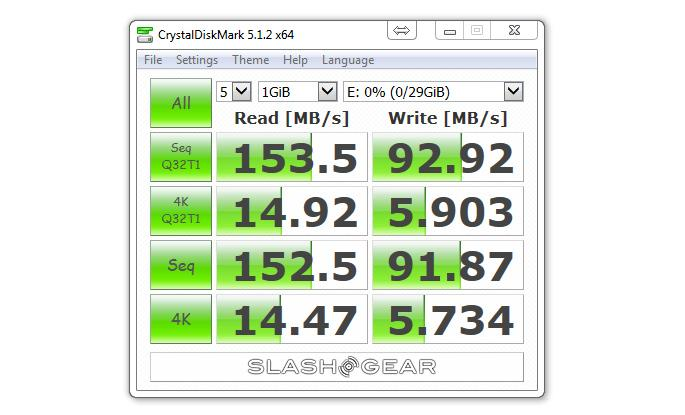 Datatraveler-CrystalDiskMark