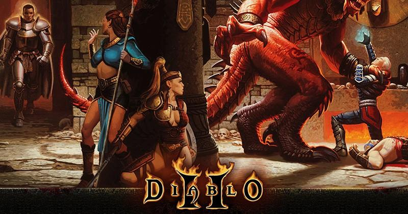 Diablo II gets patched to run on latest versions of Windows and OSX