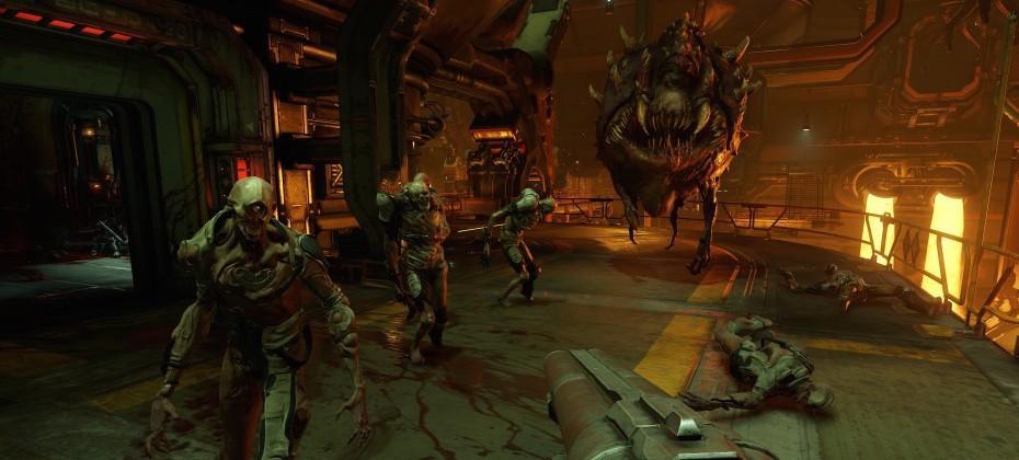 Doom sees new multiplayer trailer, beta details released