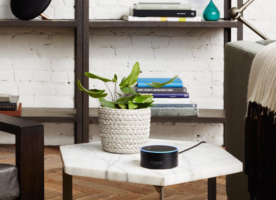 Amazon Tap and Echo Dot join Alexa in the connected home