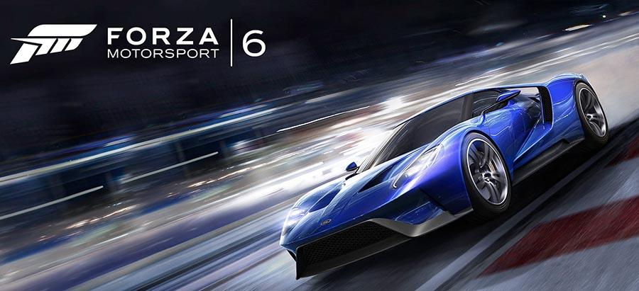 Forza Motorsport 6: Apex unveiled for Windows 10