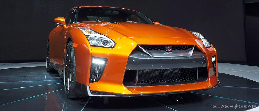 This is the 2017 Nissan GT-R: Power and luxury boosted