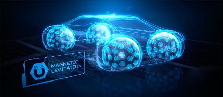 Goodyear unveils spherical concept tires for autonomous cars
