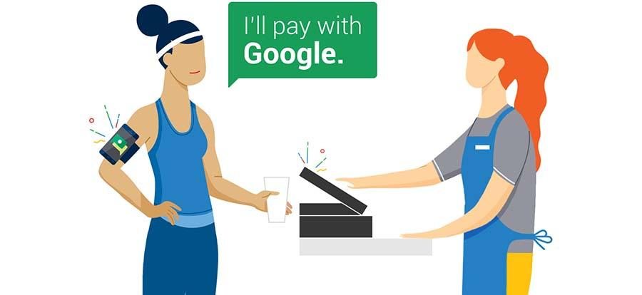 Google Hands Free mobile payments go live in South Bay