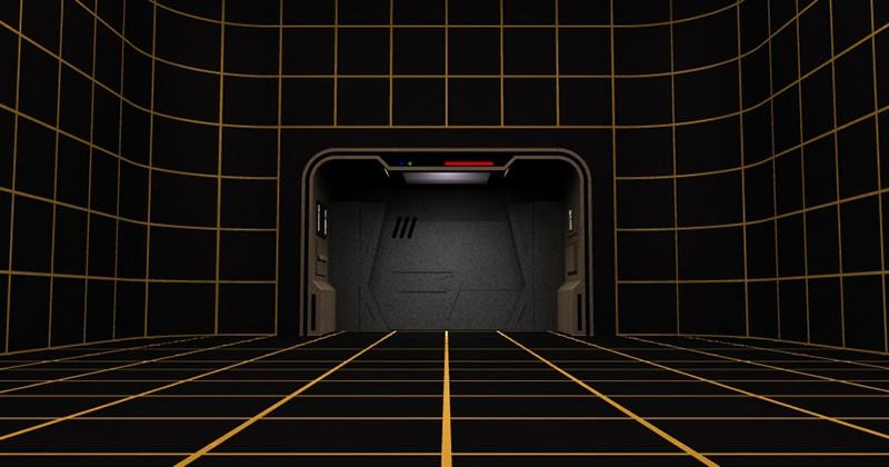 Star Trek's Holodeck has been recreated in SteamVR