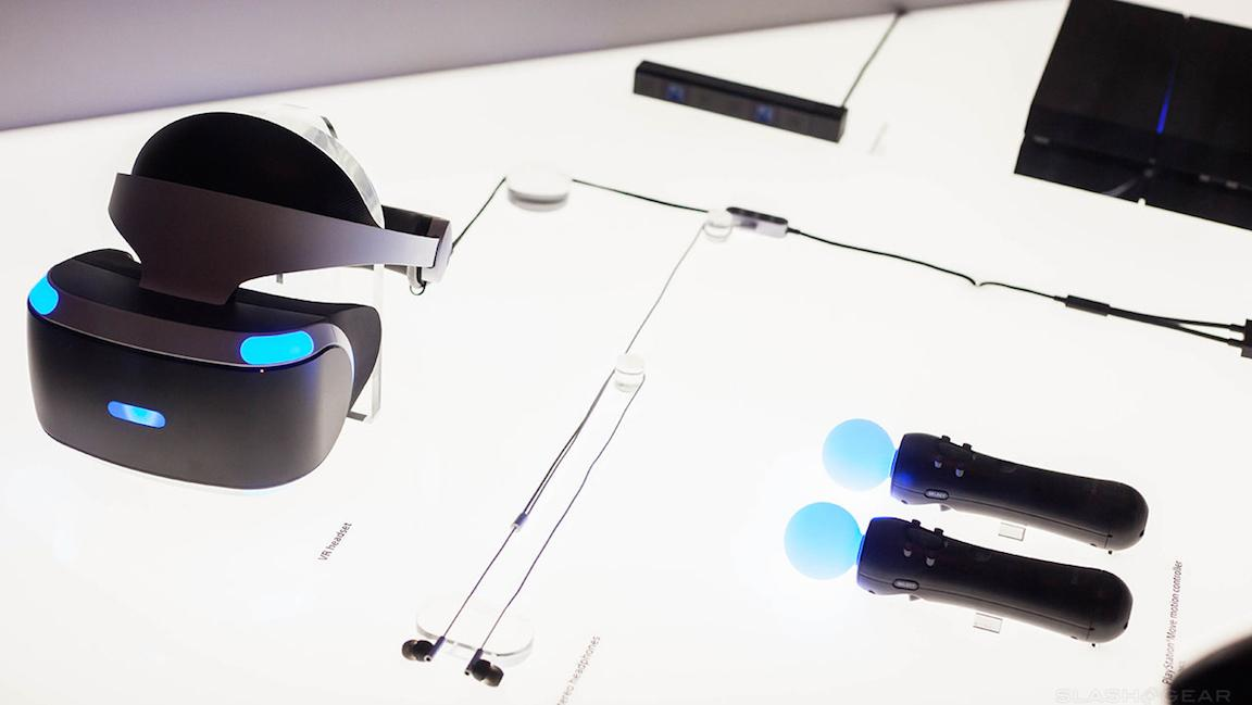 PlayStation VR pre-order bundle includes everything you need