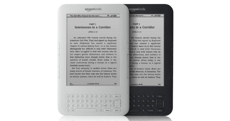 Update your old Amazon Kindle if you want to stay connected