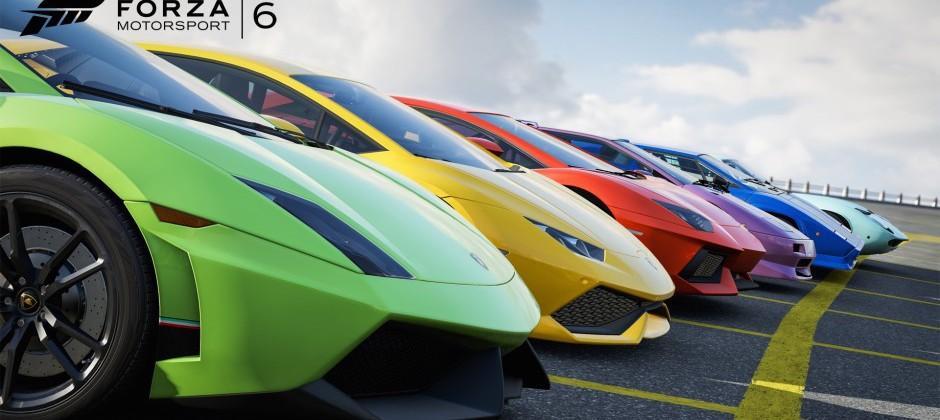 Lamborghini Centenario to make its digital debut in new Forza game