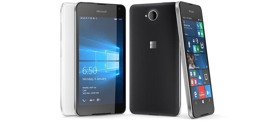 Lumia 650 goes up for preorder in US and Canada