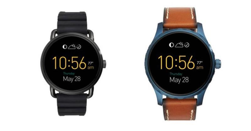 Fossil Q Marshal, Wander join fashion brand's Android Wear line