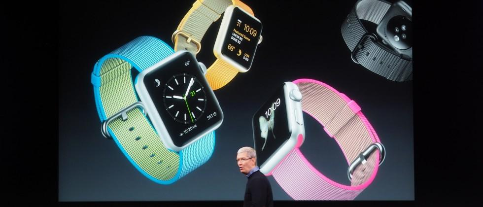 Apple Watch price changed, Nylon Bands introduced