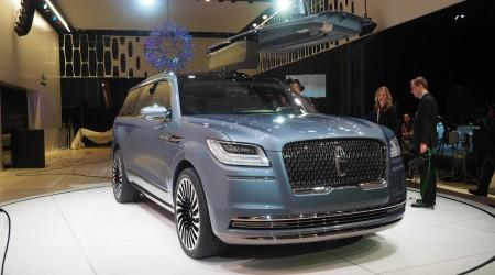Lincoln Navigator Concept Gallery