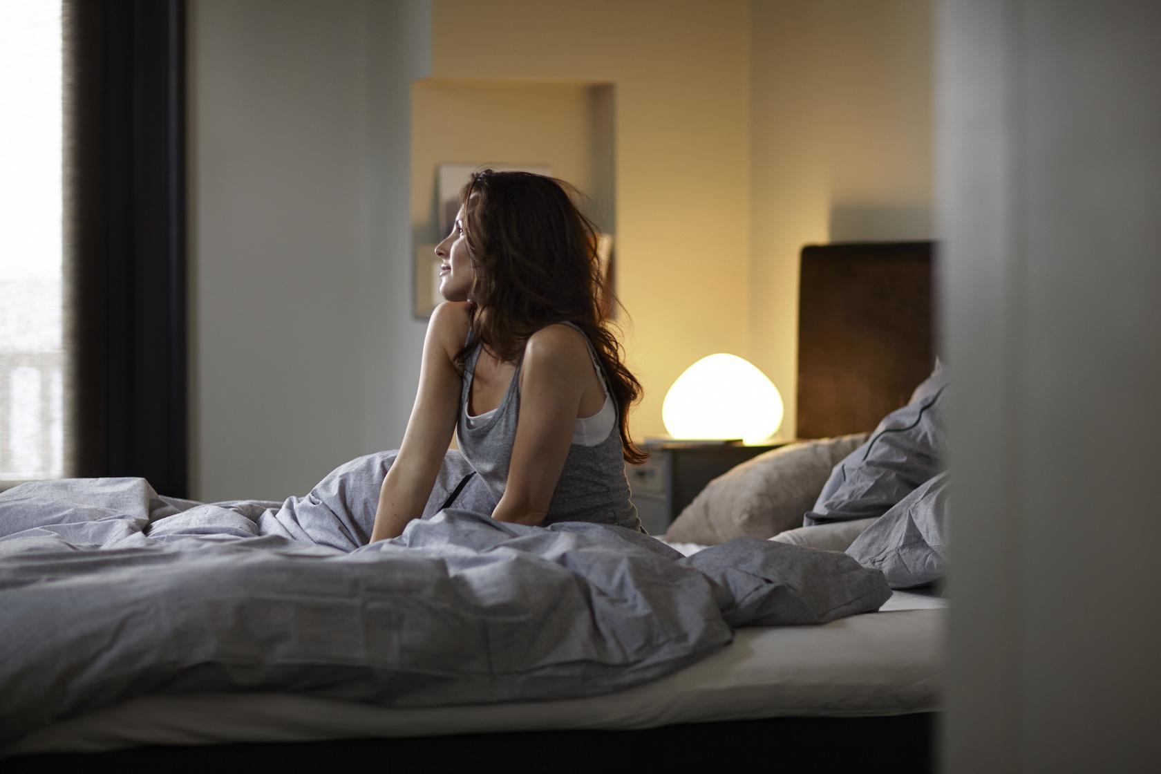 Philips Hue wake-Up