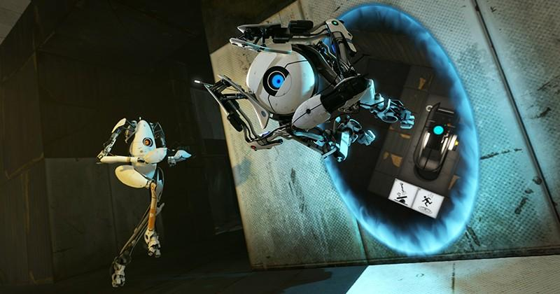 Valve announces Portal VR game, dubbed The Lab