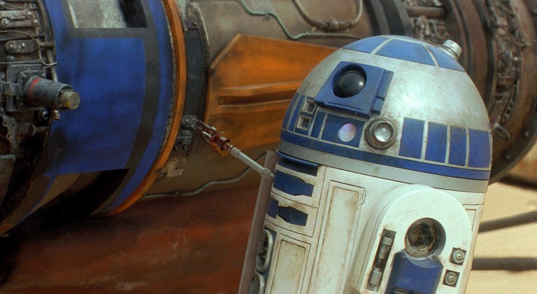 Tony Dyson, builder of the original R2-D2, has died