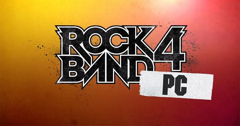 Rock Band 4 is coming to the PC, if they can get the funds