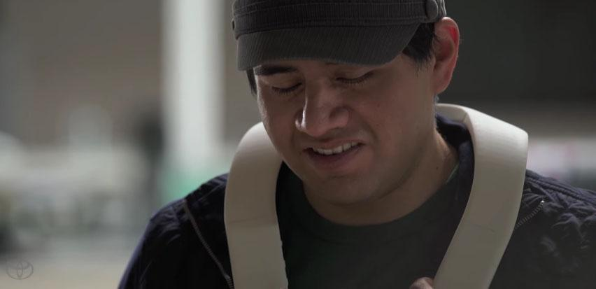 Toyota Project BLAID wearable helps the blind 'see'