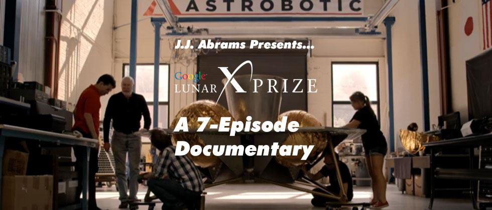 JJ Abrams documentary with Google heads to the moon