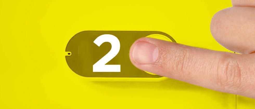 2nd-gen Amazon Dash Button bypasses Wi-fi