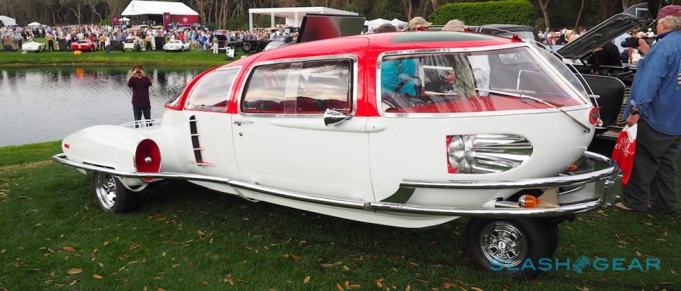 The weirdest, crazier cars of Amelia Concours 2016