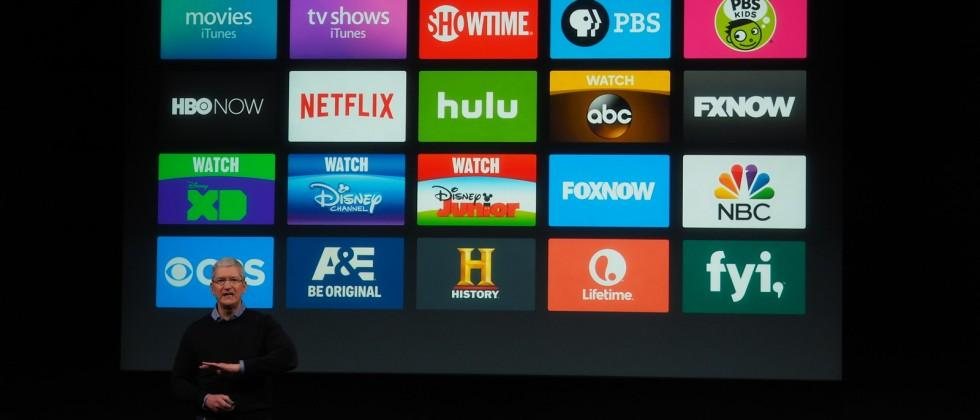 Apple TV update brings dictation, Live Photos and more