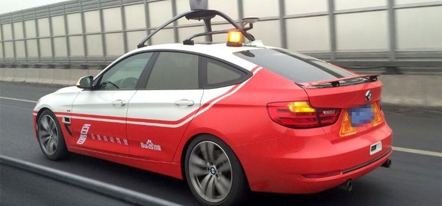Baidu driverless cars head to the States for testing