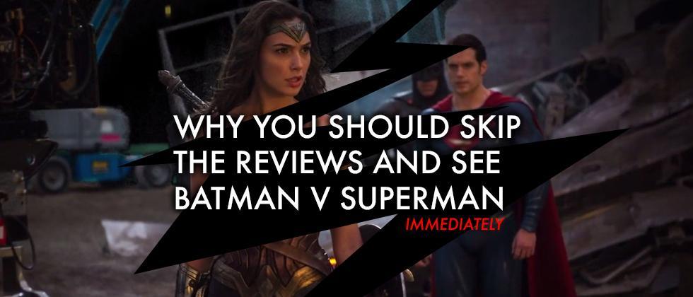 Batman v Superman Review: A Triumph