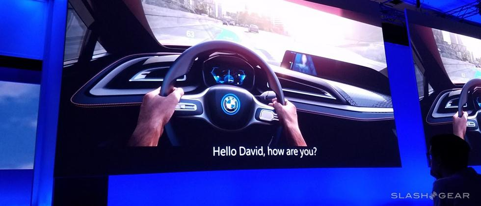 BMW Connected seamless digital future built on Azure