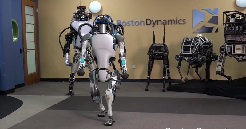 Google X will cut Boston Dynamics robots loose