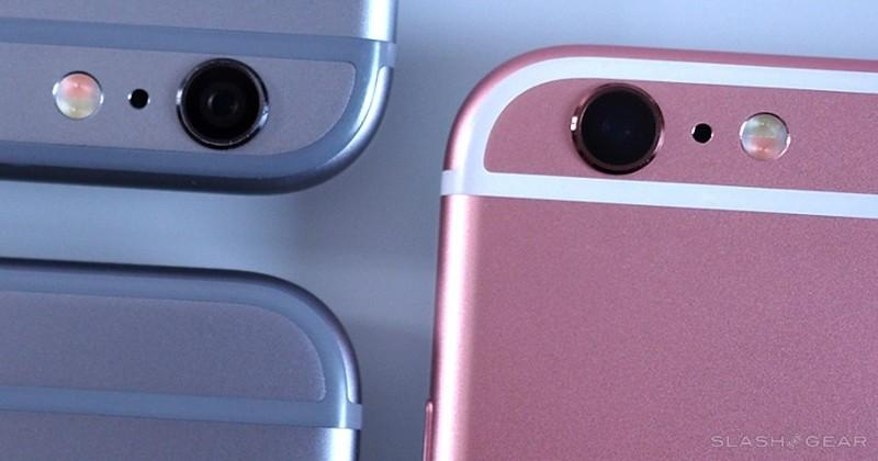 iPhone SE tipped to tote iPhone 6s' 4K-capable camera