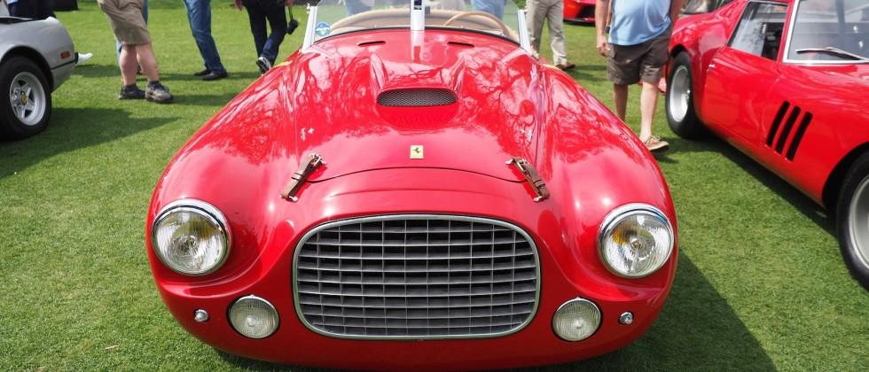 Cars & Coffee at Amelia Island Concours d'Elegance Gallery