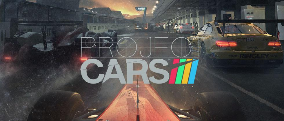 Oculus VR Preview – Project CARS