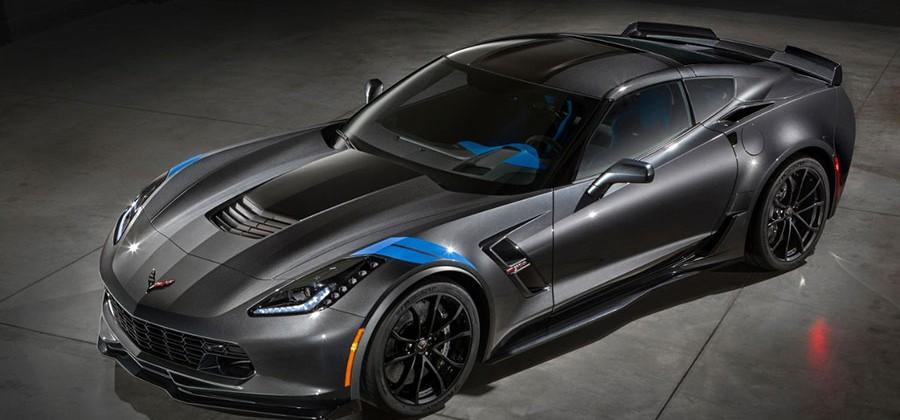 2017 Corvette Grand Sport is a lightweight track weapon