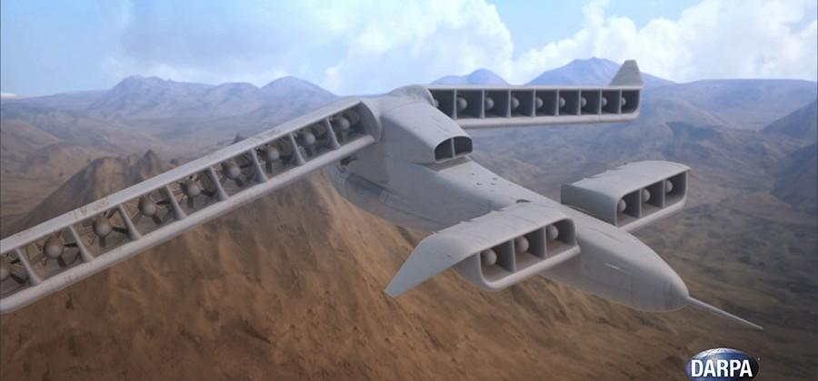 DARPA VTOL X-Plane moves into phase 2 design with Aurora Flight Sciences