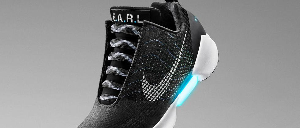 Nike MAG Back to the Future shoes made affordable with HyperAdapt 1.0