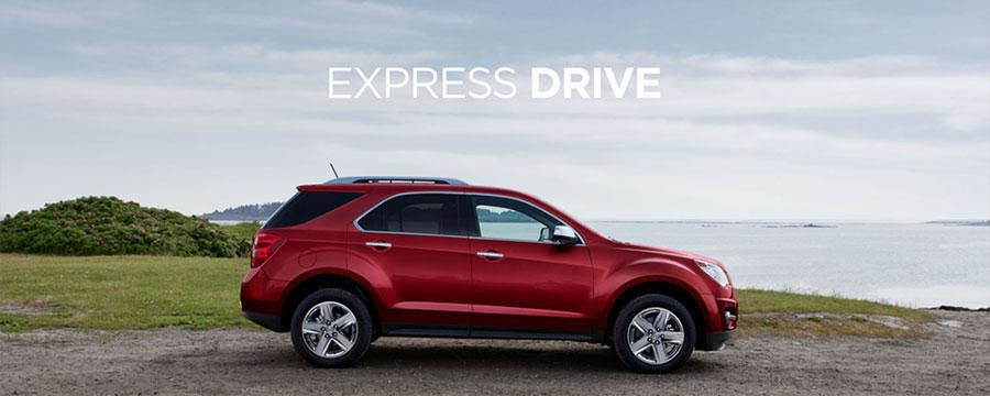 Lyft and GM team for Express Drive rental program
