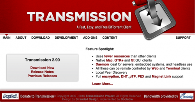 First full OS X ransomware seen in Transmission BitTorrent app